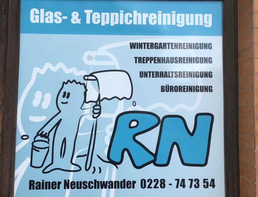Gebäudereinigung Bonn Glasreinigung Teppichreinigung