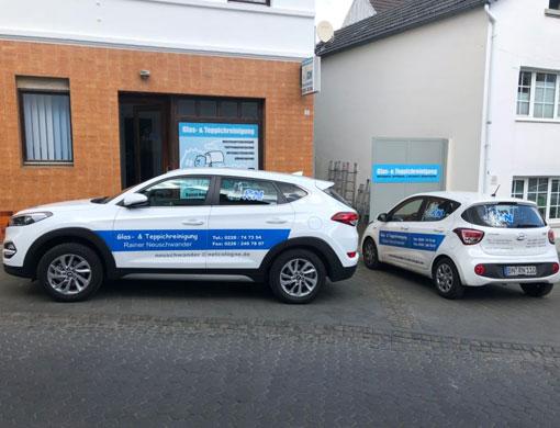 Gebäudereinigung Unterhaltsreinigung Büroreinigung Neuschwander Bonn